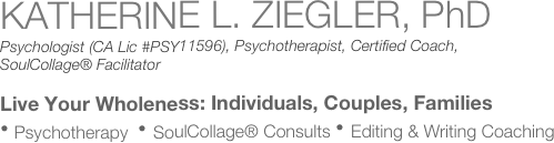 KATHERINE L. ZIEGLER, PhD
